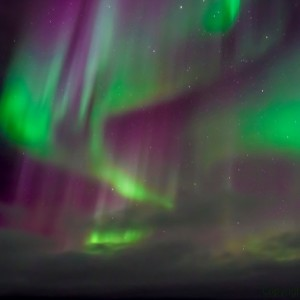 Purple Aurora, northern lights, aurora borealis,