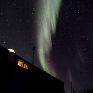 CNSC, churchill northern studies center, aurora borealis, northern lights viewing